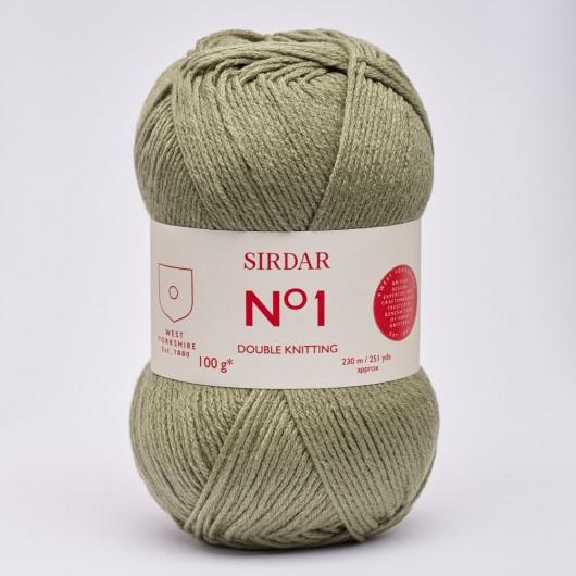 Sirdar No.1 DK (100g) 241 Moss