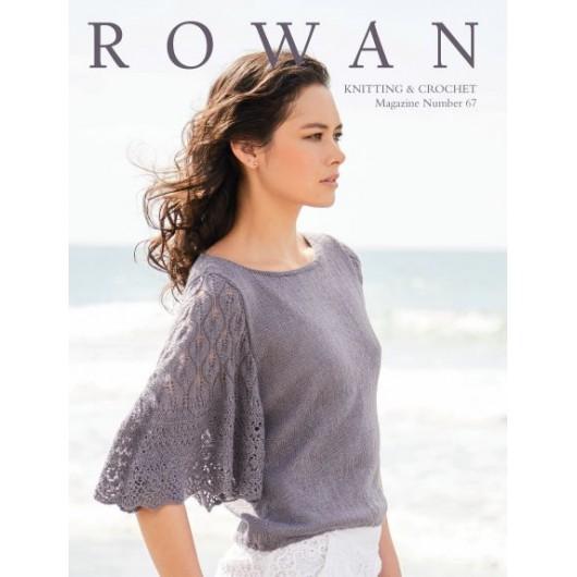 Rowan Knitting and Crochet Magazine Number 67