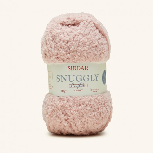 Sirdar Snuggly Snowflake Chunky 50g 205 Hush