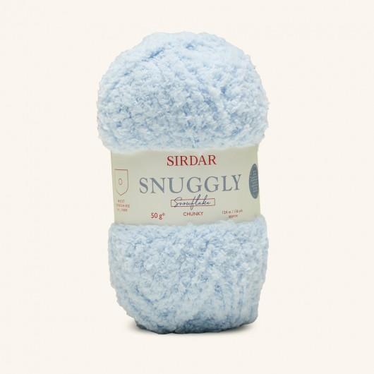 Sirdar Snuggly Snowflake Chunky 50g 207 Bath Time