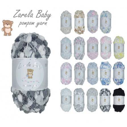 Zarela Baby Pom Pom Yarn