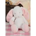 Sirdar Snowflake DK 1243 Flopsy the Bunny Downloadable Knitting Pattern
