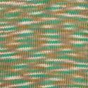 Rico Creative Cotton Aran Print 27 Navy Green Mix