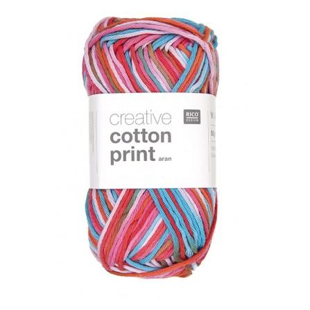 Rico Creative Cotton Aran Print