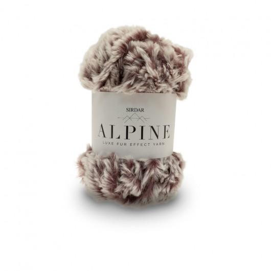 Sirdar Alpine 408 Mink