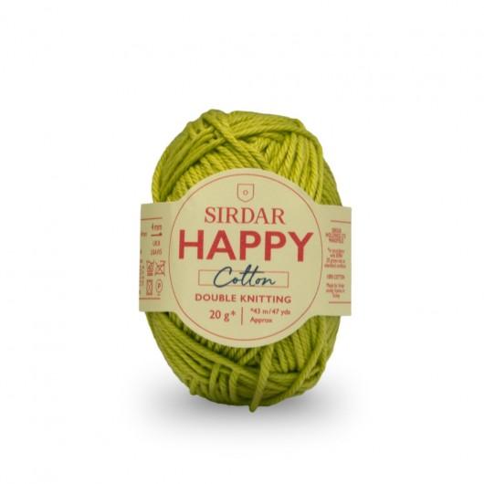 Sirdar Happy 100% Cotton DK 752 Wigwam