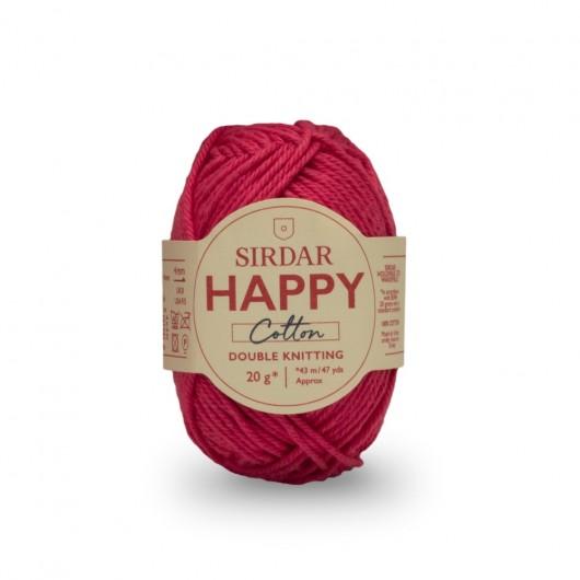 Sirdar Happy 100% Cotton DK 755 Jammy