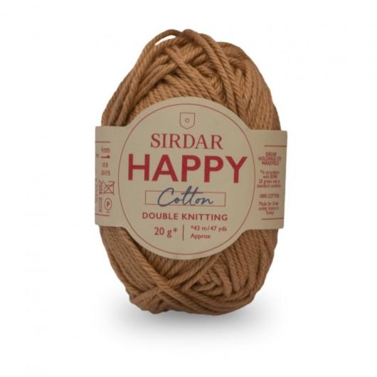 Sirdar Happy 100% Cotton DK 776 Biscuit