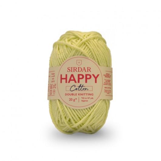 Sirdar Happy 100% Cotton DK 778 Sherbet