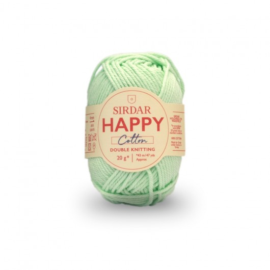 Sirdar Happy 100% Cotton DK 783 Squeaky
