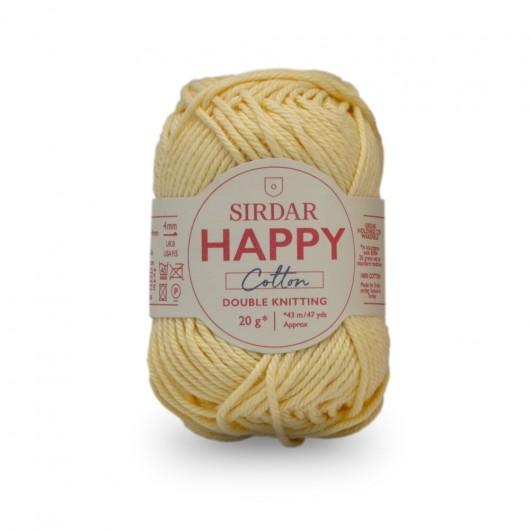 Sirdar Happy 100% Cotton DK 787 Sundae