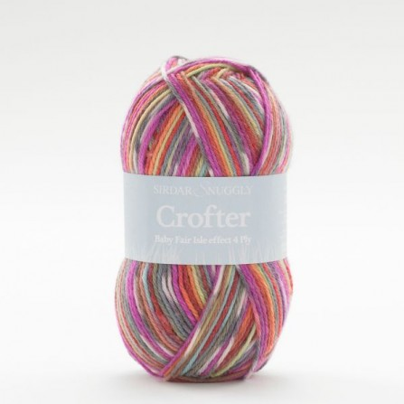 Sirdar Snuggly Baby Crofter 4 Ply