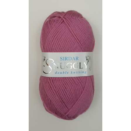 Sirdar Snuggly Double Knitting DK