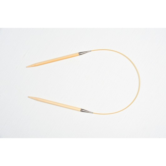 Tulip Carry C Gift Set Interchangeable Gold Plated Bamboo Circular Needles