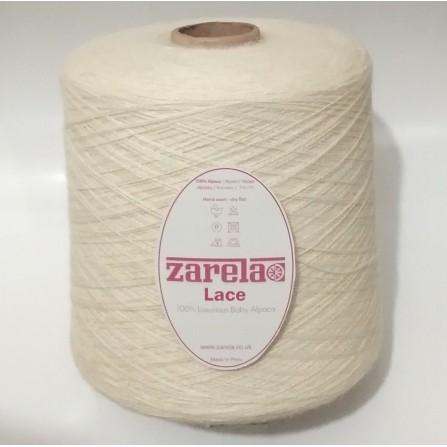 Zarela Lace - 100% Luxurious Baby Alpaca Cone